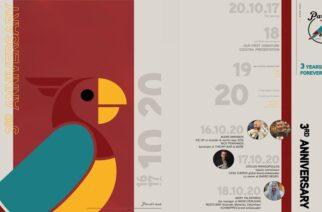 Διδυμότειχο: Το Parrot's Beak γιορτάζει τα 3 του χρόνια με κορυφαίους Έλληνες bartenders