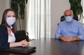 Η νέα ειδική σύμβουλος της Περιφέρειας ΑΜΘ, σε θέματα Δημόσιας Υγείας και Κοινωνικής Μέριμνας