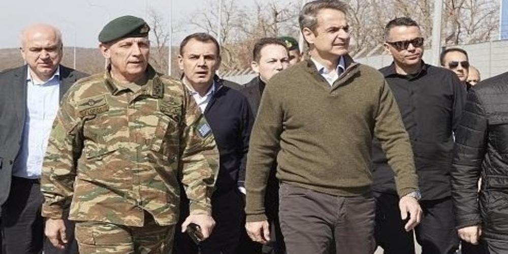 Μητσοτάκης: Ο Πρωθυπουργός έρχεται με 5 υπουργούς και την σύζυγο του Μαρέβα, σε Αλεξανδρούπολη, Σαμοθράκη