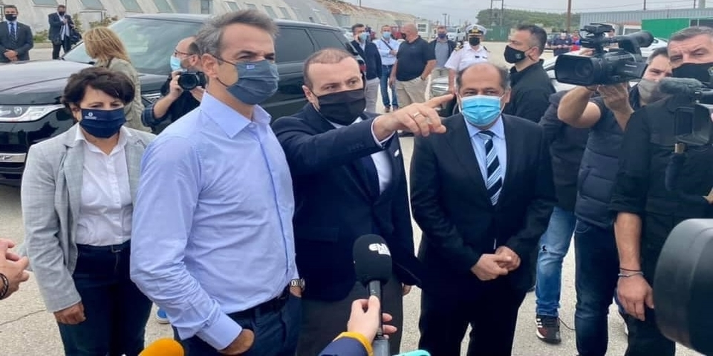 Μητσοτάκης: Η επένδυση στο λιμάνι της Αλεξανδρούπολης, πόλος ανάπτυξης για όλη τη Θράκη (ΒΙΝΤΕΟ)