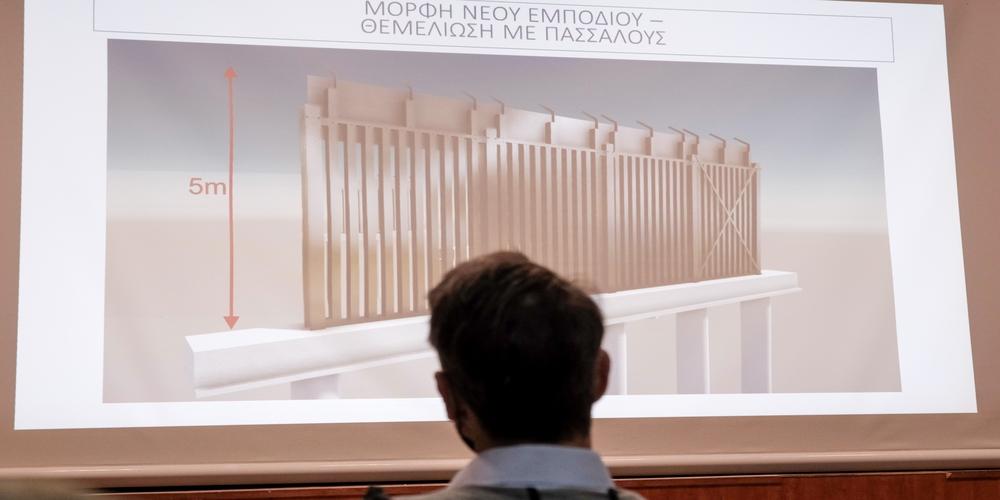 Έβρος : Αυτά είναι τα χαρακτηριστικά του νέου φράχτη στα ελληνοτουρκικά σύνορα (ΒΙΝΤΕΟ)