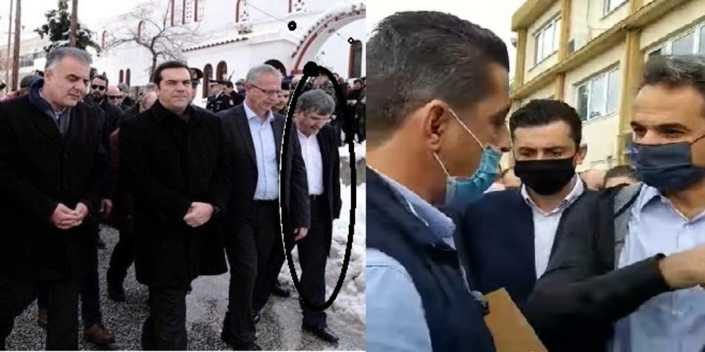 Θράσος Μαλτέζου: Ο διοργανωτής του ΣΥΡΙΖΑ Travel με Λιμενικό σκάφος, κατηγορεί τον Μητσοτάκη ότι σνόμπαρε τους Εβρίτες!!!