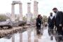 Τσώνης: Ο Πρωθυπουργός ήρθε στη Σαμοθράκη, αφουγκράστηκε τους κατοίκους και έδωσε λύσεις. Δεν έκανε διακοπές
