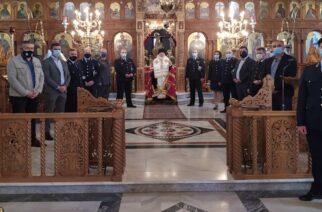Ορεστιάδα: Η Ελληνική Αστυνομία γιόρτασε τον προστάτη της Άγιο Αρτέμιο