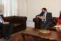 Για αμερικανικές επενδύσεις στην περιοχή, συζήτησε ο Περιφερειάρχης Χ.Μέτιος με Επιτετραμμένο και Πρόξενο των ΗΠΑ