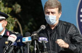 Χρυσοχοϊδης από Θεσσαλονίκη: Προσλαμβάνονται άμεσα ακόμη 800 Συνοριοφύλακες, οι 600 στον Έβρο