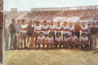 """Α.Ε.Διδυμοτείχου: """"Έφυγε"""" χθες ο Βάσος Ροκίδης, ο Πρόεδρος της κατάκτησης του Κυπέλλου Ερασιτεχνών το 1980"""