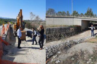 Επιθεώρηση των έργων της Περιφέρειας ΑΜΘ στον βόρειο Έβρο, έκαναν Πέτροβιτς, Βενετίδης (ΒΙΝΤΕΟ)