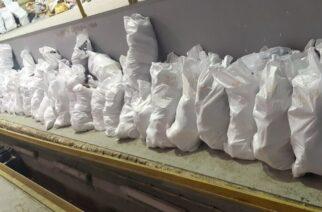 Τελωνείο Κήπων: Εντόπισαν και κατέσχεσαν 11.632 μαϊμού επώνυμα παπούτσια, ρούχα και τσάντες