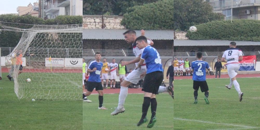 Με έδρα… απόρθητο κάστρο η Αλεξανδρούπολη F.C έκανε το 3χ3, κερδίζοντας 1-0 την Αναγέννηση Θαλασσιάς
