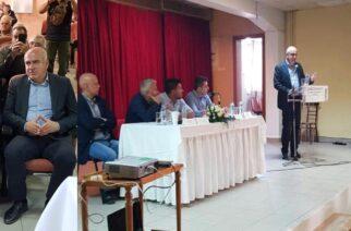 Σουφλί: Προχωράει ο διαγωνισμός για την μελέτη Υπογειοποίησης Αρδευτικού Δικτύου Τυχερού, ύψους 1,28 εκατ. ευρώ