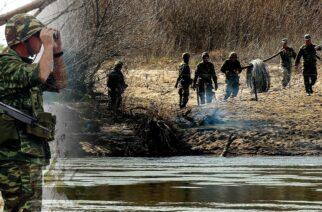 Έβρος: Η Ε.Ε. δίνει 6,7 εκατ. ευρώ για φύλαξη των συνόρων μέσω του «Ασπίδα»