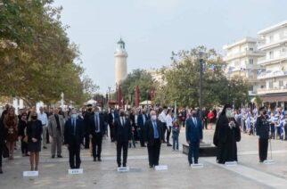 Η Αλεξανδρούπολη τίμησε την εθνική επέτειο της 28ης Οκτωβρίου (φωτό)