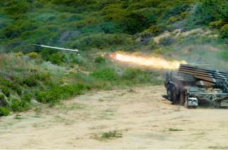 Αλεξανδρούπολη: Ομοβροντία πυρών σε θάλασσα και στεριά από την ΧΙΙ Μεραρχία Πεζικού