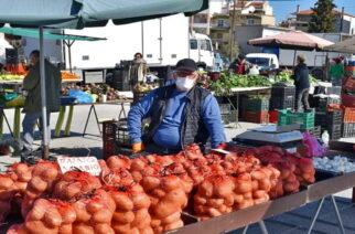 Πως θα λειτουργούν πλέον οι λαϊκές αγορές και τα ΚΕΠ του δήμου Αλεξανδρούπολης
