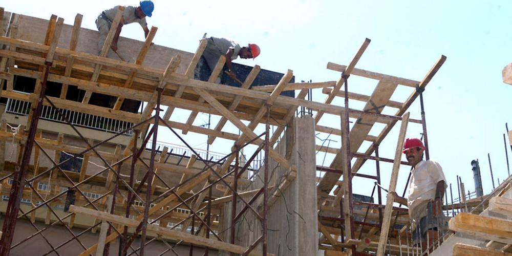 Αύξηση της οικοδομικής δραστηριότητας στην Περιφέρεια ΑΜΘ στο πρώτο 7άμηνο του 2020