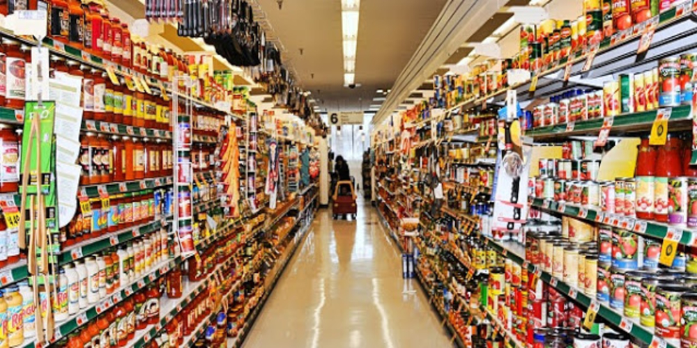 Η Κυβέρνηση απαγόρευσε πώληση προϊόντων που δεν είναι τρόφιμα από τα Super market στο lockdown