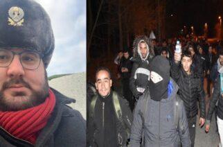 """Τελόπουλος υπέρ λαθρομεταναστών: Επίθεση κατά ΑγροΚτηνοτροφικού Συλλόγου Αλεξανδρούπολης, """"Αινήσιου Δέλτα"""", Evros-news.gr μέσω """"Εφημερίδας Συντακτών"""""""
