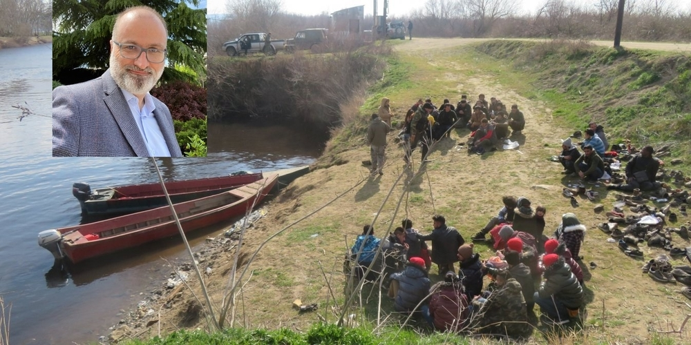Γ.Βήτας (δικηγόρος Θεσσαλονίκης): Άρθρο-παρέμβαση για λαθρομετανάστες, Τελόπουλο και Εβρίτες που βοηθούν ενεργά