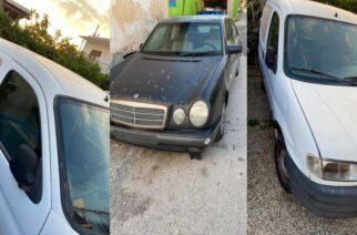 Αλεξανδρούπολη: Πολίτες καταγγέλουν ότι αυτοκίνητα της ΔΕΛΤΑ Τηλεόραση… σαπίζουν στο δρόμο – Ζητούν ν' απομακρυνθούν