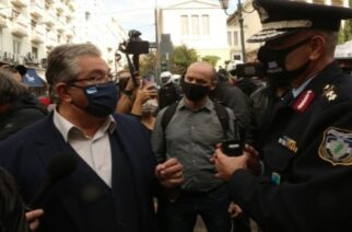 Κώστας Κούρκουλος: Το ΚΚΕ και η πορεία που πραγματοποίησε κι εμείς