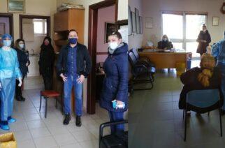 Αλεξανδρούπολη: Τεστ κορονοϊού απ' τον ΕΟΔΥ στους υπαλλήλους του δήμου – Τα αποτελέσματα