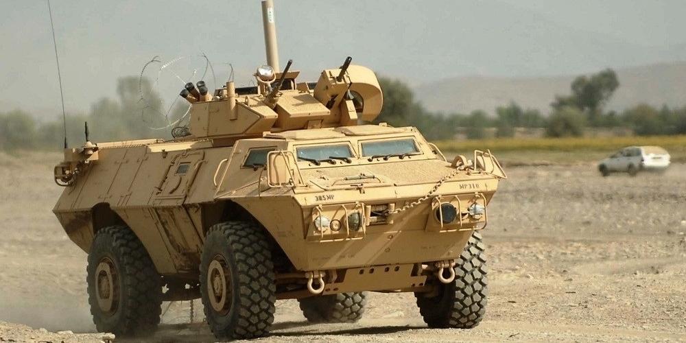 Αυτά είναι τα νέα θωρακισμένα οχήματα του Ελληνικού Στρατού για τα σύνορα