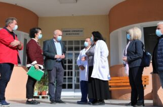 Η Περιφέρεια ΑΜΘ εξοπλίζει τα Νοσοκομεία Αλεξανδρούπολης, Κομοτηνής, Ξάνθης Καβάλας με 5,4 εκατ. απ' το ΕΣΠΑ