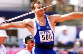 Ο Ολυμπιονίκης μας Κώστας Γκατσιούδης, υποψήφιος στις εκλογές του ΣΕΓΑΣ με την Τασούλα Κελεσίδου