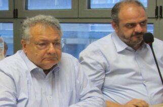 Ο Κατσιμίγας, ο διορισθείς απ' τον ΣΥΡΙΖΑ Συντονιστής Αποκεντρωμένης, οι βουλευτές ΣΥΡΙΖΑ ΑΜΘ και ο συγγενής του Χατζηπέμου!!!