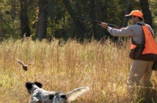 Τι ισχύει για κυνήγι, ψάρεμα τώρα στο lockdown