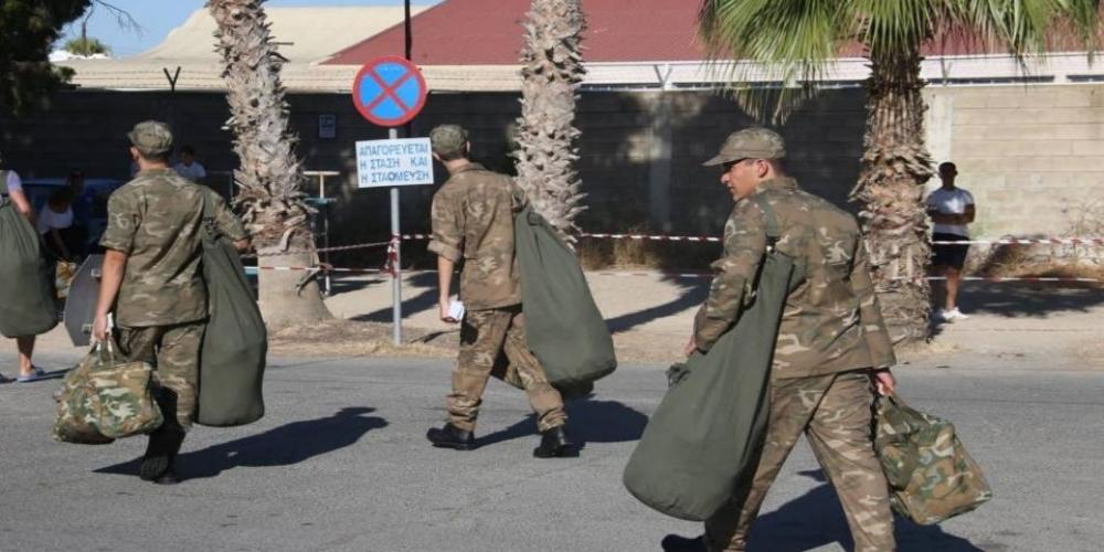Κανονικά η κατάταξη των στρατεύσιμων – Πως θα μεταβούν στα Κέντρα Νεοσυλλέκτων