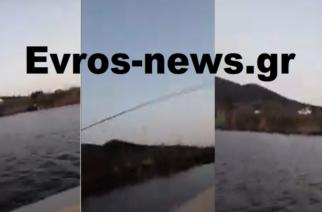 ΑΠΟΚΛΕΙΣΤΙΚΟ video: Όταν οι Εβρίτες στο Δέλτα, απέτρεπαν την εισβολή χιλιάδων λαθρομεταναστών τον Μάρτιο