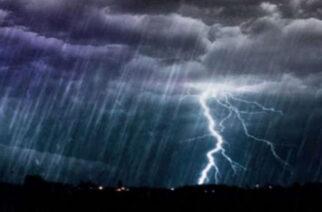 Ραγδαία επιδείνωση του καιρού σήμερα στη Θράκη, με καταιγίδες και θυελλώδεις ανέμους
