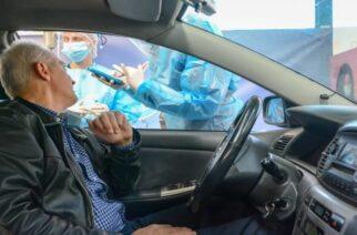 Drive through tests κορονοϊού σήμερα και αύριο στον Δήμο Αλεξανδρούπολης
