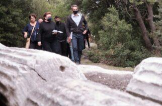 Σαμοθράκη: Προχωρούν επείγουσες επεμβάσεις αντιπλημμυρικής προστασίας, σε Ιερό Μεγάλων Θεών και Πύργο του Φονιά