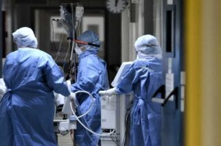 Κορονοϊός: Ένας νεκρός χθες από το Ιωακείμειο Γηροκομείο της Μητρόπολης, στο Π.Γ.Νοσοκομείο Αλεξανδρούπολης