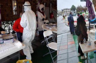 Διδυμότειχο: Σε rapid tests για κορονοϊό υποβλήθηκαν 140 πολίτες – Πόσοι θετικοί βρέθηκαν
