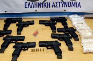 Γεμιστή Έβρου: Ήρθε να πουλήσει πιστόλια και ναρκωτικά, αλλά ο αγοραστής ήταν.. αστυνομικός και συνελήφθη