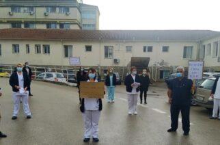 Σωματείο Εργαζομένων: «Το Γενικό Νοσοκομείο Διδυμοτείχου σε κατάσταση έκτακτης ανάγκης λόγω covid -19»