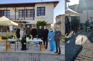 Σουφλί: Υποβλήθηκαν σε rapid test 282 κάτοικοι – Πόσοι βρέθηκαν θετικοί – Τα κρούσματα σήμερα στον Έβρο