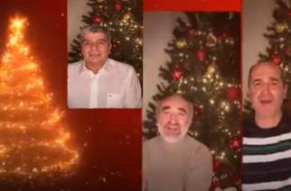 Φοβερό ΒΙΝΤΕΟ: Έχασαν τις εκλογές και το έριξαν στα… Χριστουγεννιάτικα τραγούδια στην παράταξη Λαμπάκη!!!
