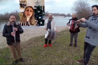 """ΒΙΝΤΕΟ: Μουσικές ευχές με Κάλαντα Θράκης από το παραδοσιακό συγκρότημα """"Ακριτικός Ήχος"""""""