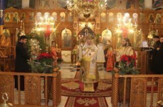 Μητροπολίτης Δαμασκηνός: Ο Χριστός ήλθε για να μείνει…