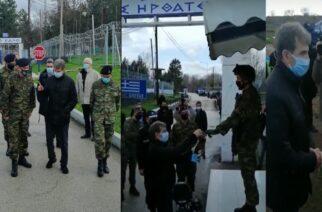 Χρυσοχοίδης από Καστανιές: Περήφανοι γιατί αντιμετωπίσαμε την επίθεση του Μαρτίου και για τον φράχτη (ΒΙΝΤΕΟ)