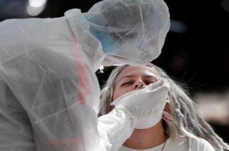 Κορονοϊός: Πέμπτος σε κρούσματα χθες ο Έβρος σε όλη την Ελλάδα, παρά την μείωση