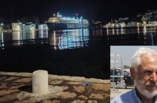 """Μανούσης: Ανακοίνωσε την έναρξη ναυπήγησης του νέου πλοίου Ε/Γ-Ο/Γ """"Μελιώ"""", μήκους 108 μέτρων"""
