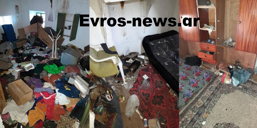 Σουφλί: Κατάληψη και καταστροφές από λαθρομετανάστες σε ακατοίκητα σπίτια χωριών του ορεινού όγκου