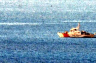 Ένταση στα Ίμια: Η τουρκική ακτοφυλακή εμπόδισε ελληνικά αλιευτικά