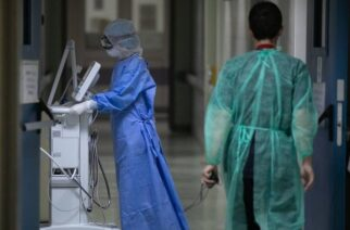 Κορωνοϊός: Στους 19 οι νεκροί υγειονομικοί – Κατέληξε 42χρονος στο Νοσοκομείο Αλεξανδρούπολης